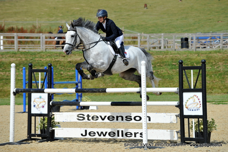 Pyecombe Young Horse Show July