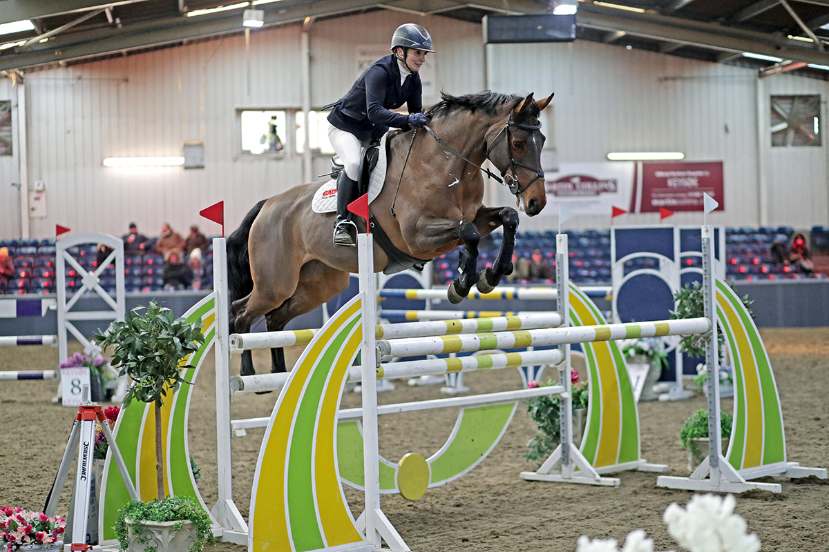 Keysoe CSI2* 24th-26th November 2017
