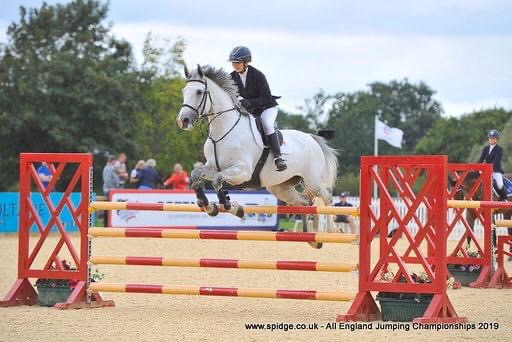 All England Show at Hickstead September 2019